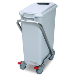 4554150 | Waste trolley Metos WAT-60 |
