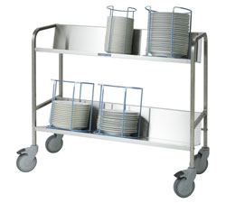4554248 | Cassette trolley Metos PCT-6 FP |