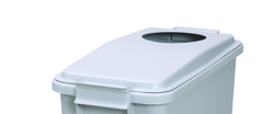 4554716 | Lid for Metos waste trolley WAT-60 Grey |