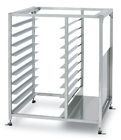 4570509 | Stand 1 x Metos Chef 5, rails 10x450x600mm |