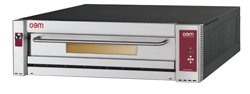 4646963 | Pizza oven Metos Valido 935B DG with one chamber opening dow |